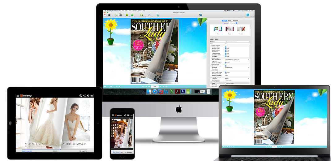 Easy Flip Book Ideas Create Flash And Html5 Digital Flipbooks From Pdf Images