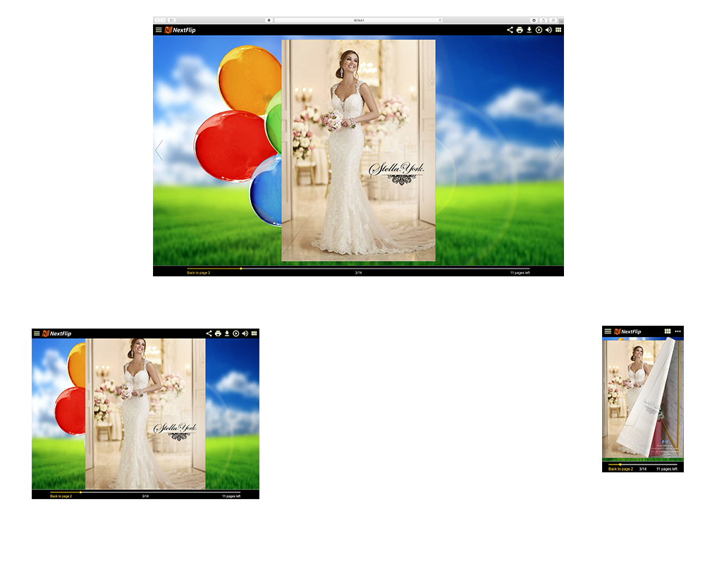 Html5 Flip Book Maker Software Convert Pdf Images To Interactive