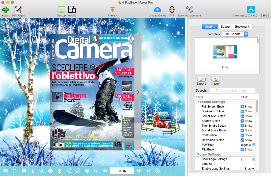 How To Preview Flipbooks Before Publishing